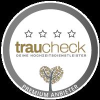 Find a wedding planner at traucheck.de