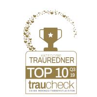 martinredet ist bester Trauredner Deutschlands