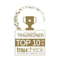 Top Trauredner